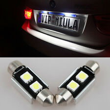 2x No Error LED License plate Light For BMW 325Ci 330Ci M3 E46