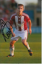 SHEFFIELD UNITED HAND SIGNED LOUIS REED 6X4 PHOTO 3.