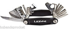 New Lezyne CRV-20 Bicycle Carry Along Multitool
