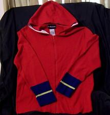Small Sag Harbor Sport Cotton Sweater Jacket CLOTHES Women Misses Junior Shirt &