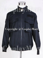 Stargate SG1 Black Uniform Jacket Costum