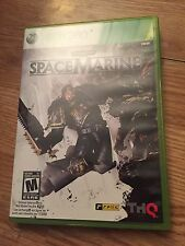 Space Marine Xbox 360 Complete Game W2