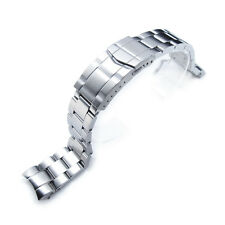 20mm Super Oyster Watch Band for Tudor Tiger79260,79270 or79280,Submariner Clasp