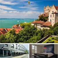 4 Tage Bodensee & Schwarzwald Kurzurlaub im 4S Légère Hotel Tuttlingen Kurzreise