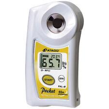 Atago Digital Pocket Refractometer, 0.0 to 85.0% Brix