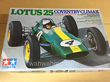 TAMIYA Lotus 25 Coventry Climax 1/20 Grand Prix Collection Series No 20044 JAPAN
