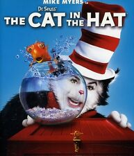 Dr. Seuss' The Cat in the Hat (2012, REGION A Blu-ray New) BLU-RAY/WS
