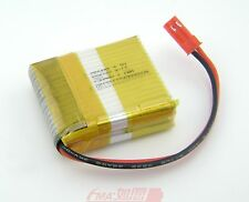 LiPo Rechargeable Battery pack 7.4V 750mAh for Portable Device Power 653436C2S1P