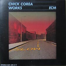 """CHICK COREA - """"Works"""", 1985, Stanley Clarke, Gary Burton, Rarely Available on CD"""