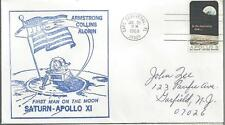 1965 Apollo II First Man on the Moon Armsstrong/Collins/Aldrin