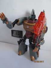Transformers Animated-Grimlock Voyager Class Figura-Completo