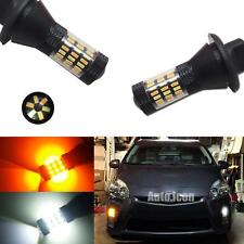 Switchback LED Conversion Kit For Toyota Prius Front Turn Signal Lights To DRL