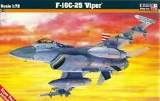 F-16 C-25 VIPER FIGHTING FALCON (USAFE SPECIAL MKGS) 1/72 MASTERCRAFT