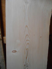 "17"" Wide Eastern Hemlock Coffee Table Top Slab Rustic Mantel Bench Craft Plank"