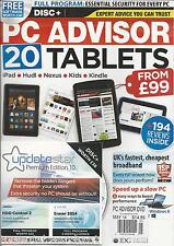 PC Advisor magazine Tablets Computers Broadband Performance Reviews Advice