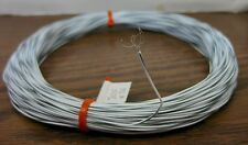 300 feet stranded 26 AWG Silver Plated Copper Alloy PTFE Wire White gray