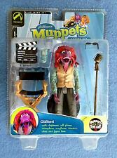 VARIANT CLIFFORD THE MUPPET SHOW PALISADES FIGURE BLACK CHAIR YELLOW VEST