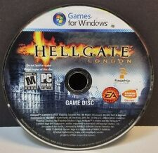 Hellgate: London (PC, 2007) DISC ONLY