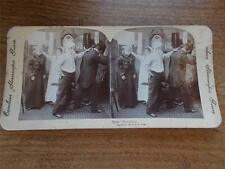 Antique Stereoscope Vintage Photographic Image Excelsior Stereoview People VGC 1