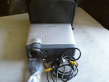 OPTOMA EP739 DLP PROJECTOR, 2300 LUMENS!! ONLY 114 ORIGINAL HOURS!!!