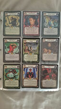 Lot of 60 Legend Of The Five Rings Cards 1997-2001 **SEE PICTURES* TCG