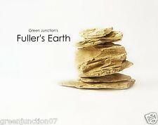 GJ's Multani Mitti (Fuller's Earth } Volcanic Clay Chunks - 2kgs (Purest Form )