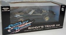 ERTL 1/18 1977 Pontiac Firebird Trans-Am SMOKEY & the BANDIT American Muscle Car