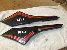 YAMAHA RD50 RIGHT AND LEFT HAND PANELS   12