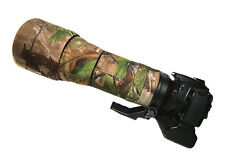 WWS Neoprene Lens Cover Set - Tamron SP 150-600mm f5-6.3 - Realtree Xtra
