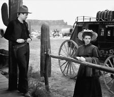 Henry Fonda and Cathy Downs UNSIGNED photo - D2302 - My Darling Clementine