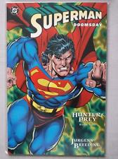 Superman/Doomsday - Hunter/Prey Book 2 - Paperback