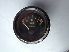 Voltmeter BMW R 100 RT/CS/RS, Cockpit -  Motometer  BMW R 80 BMW R 90 S