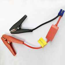 Connector Jumper Cable Alligator Clamp Booster Battery for Mini Car Jump Starter
