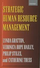 Strategic Human Resource Management : Corporate Rhetoric and Human Reality by...