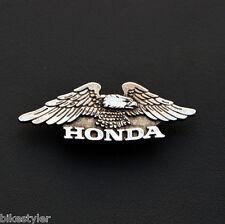 Sm Honda Shadow Vt 600 750 valkylie F6c Goldwing Fury Motocicleta Placa Metal Pin