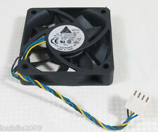 Delta AFB0612VHC 60x60x15mm 6015 12V 0.36A DC Cooling Fan 4pin Connectors 1pc