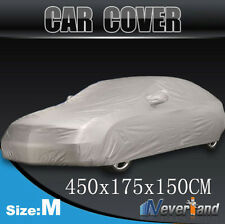 Full Auto Car Cover Waterproof Sun Anti UV Snow Dust Rain Resistant Protection M