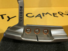 SCOTTY CAMERON NEW LTD REL NEWPORT TWO BUTTON BACK PUTTER+NEW BUTTON BACK  HC!!!
