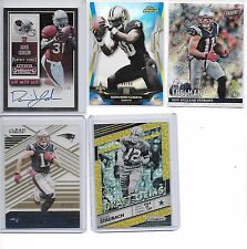 2014 FINEST BRANDIN COOKS RC BLUE REFRACTOR # 44/99 PATRIOTS 1 CARD ONLY