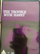 Shirley MacLaine TROUBLE WITH HARRY ~ 1955 Alfred Hitchcock Classic | UK DVD
