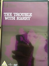 Shirley MacLaine THE TROUBLE WITH HARRY ~ 1955 Alfred Hitchcock Classic UK DVD