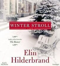 Winter Stroll by Elin Hilderbrand (2015, MP3 CD) FREE SHIPPING