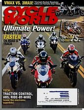 Cycle World - 2010, July - Ultimate Power! 6 Ways To Go Faster On Road & Track