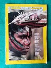 NATIONAL GEOGRAPHIC - JAN 1972 VOL 141 #1 - THE IMPERILED EVERGLADES