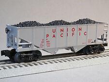 LIONEL UNION PACIFIC COAL HOPPER 20485 o gauge train car up 6-81262-H