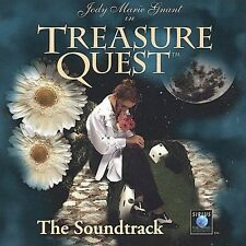 Treasure Quest by Jody Gnant (CD, Aug-2002, Sirius Publishing) NEW