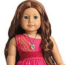 American Girl SAIGE'S SPARKLE DRESS OUTFIT with BOOTS ~ NIB ~