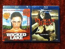 Wicked Lake : New Blu-ray + Dvd + Soundtrack + FREE / Plague Town : New Blu-ray