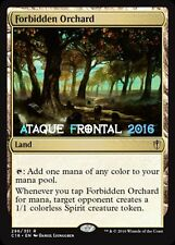 MTG FORBIDDEN ORCHARD - Huerto prohibido - COMMANDER 2016 ENGLISH NM