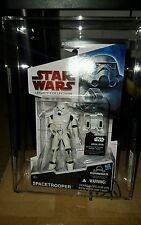 Star Wars Legacy Collection SpaceTrooper (bd58) AFA8.5